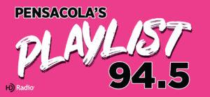Logo Playlist 94.5
